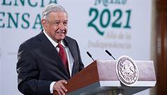 'Je to můj oblíbený seriál.' Tiskovky mexického prezidenta mají sledovanost jako telenovely