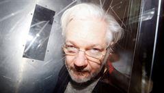 Podporovatelé zakladatele WikiLeaks Assange vyzývají Merkelovou. Chtějí, aby požádala Bidena o jeho osvobození
