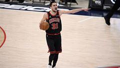 Satoranského devět asistencí pomohlo Chicagu k výhře v Detroitu, Chris Paul si připsal triple double
