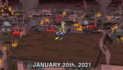 Předpovídají Simpsonovi budoucnost? Na rok 2021 si nepřichystali nic pěkného