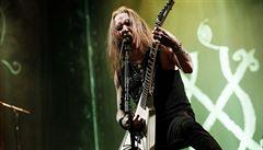 Zemřel zpěvák a kytarista Alexi Laiho, se svou kapelou Children of Bodom vystupoval i v Česku