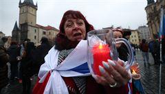 Iniciativa Chcípl PES svolává své příznivce do Prahy. Chystá blokádu některých vládních budov