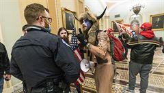V USA začali šetřit lednový útok na Kongres. Komise budí rozruch, názor na ni se různí