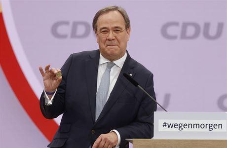 Německá CDU má nového předsedu. Do čela strany se postaví Armin Laschet, může se ucházet o post kancléře