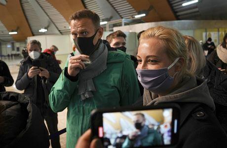 Navalnyj označil svůj soudní proces za nejvyšší míru bezpráví. Zodpovědnost nepřímo připsal Putinovi