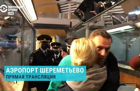 'Rusko se vzdaluje od společenství demokratických států.' Babiš společně s politiky z EU odsoudili zatčení Navalného
