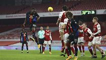 Arsenal remizoval s Crystal Palace 0:0.