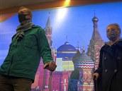 Navalnyj bude do 15. února ve vazbě. Poslal ho tam moskevský soud