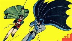 Komiksový rekord. První číslo Batmana se prodalo za 47,5 milionu