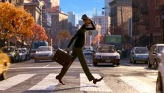 Černocha v dánské verzi nové pixarovky dabuje bílý herec. Je to rasismus, říkají aktivisté