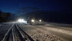 Déšť i sníh. Předpověď počasí na příští týden není příznivá, do začátku dubna se můžou objevovat noční mrazíky