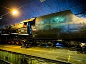 Údernice na kolejích. Parta nadšenců se snaží zachránit unikátní parní lokomotivy