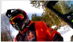 VIDEO: Neznámý řidič skútru napadl v Krkonoších strážce národního parku. KRNAP žádá veřejnost o pomoc
