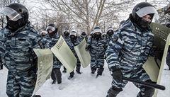 Petříček odsoudil potlačení demonstrací za Navalného: Zadržených 3400 lidí je i na Rusko neuvěřitelné číslo