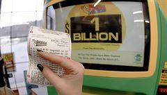 V USA padl třetí největší jackpot v historii země, neznámý sázející vyhrál více než 22 miliard korun