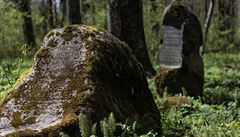 Tallin: ze hřbitovů parky s pozůstatky kaplí a svícnů