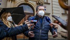 Hamáček: Chironax z tendru na testy vyvíjel na výběrovou komisi nátlak, její člen podal oznámení na policii