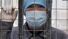 Experti wu-chanského virologického ústavu skončili v listopadu 2019 v nemocnici, píší v USA