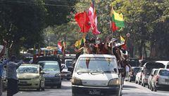 Podle šéfa barmské armády byl převrat v zemi nevyhnutelný. Jeho prioritami jsou volby a boj s koronavirem