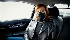 Schillerová zaplatila za jízdu v autě bez pásu pokutu 1500 korun