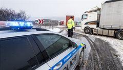 Vyhněte se D7 i D8, varovala policie. Na německých dálnicích hrozily kolony