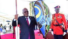 Prezident Tanzanie, který často zpochybňoval vážnost covidu, je mrtvý