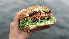 Česká firma přichází s burgerovým plátkem pro vegany, který neobsahuje sóju