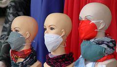 V některých lékárnách dochází respirátory. Úplný výpadek ochranných prostředků ale nehrozí