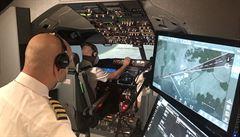 Piloti za lockdownu rezaví. V kokpitech panuje nejistota, nevylétaní kapitáni se bojí chyb