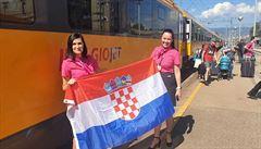 Vlakem do Chorvatska i letos. RegioJet spustil předprodej jízdenek, kromě Rijeky pojede i do Splitu a Záhřebu