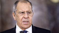 Rusko jako odvetu vyhostí americké diplomaty, velvyslanci Lavrov doporučil návrat domů