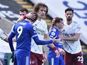 Leicester po vyřazení se Slavií podlehl Arsenalu, Liverpool po čtyřech prohrách konečně vyhrál