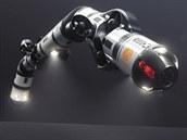 Podmořská revoluce. Hadí robot dokáže samostatně opravit potrubí na dně oceánu