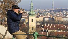 V sobotu zažilo Česko nezvykle teplé únorové počasí, na Šumavě a v Příbrami padly rekordy