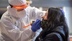 Ve středu v Česku přibylo 134 případů koronaviru, téměř o polovinu méně než před týdnem