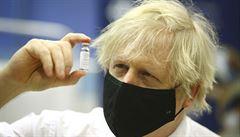 Británie hlásí nejvíce nových případů koronaviru od 5. února, zesnulých je díky očkování málo