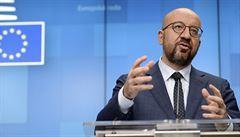 Ke zlepšení vztahů EU a Ruska musí Moskva zanechat provokací, řekl předseda Evropské rady Michel