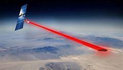 Pentagon úspěšně otestoval solární panel, který může v budoucnu posílat elektřinu z vesmíru