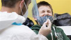 Epidemiolog Maďar: Od září obnovíme testování ve školách a firmách. S výjimkou pro plně očkovaní