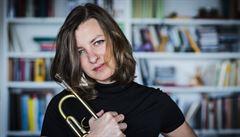 V hudbě se snažím nebýt direktivní, říká dirigentka a trumpetistka Štěpánka Balcarová
