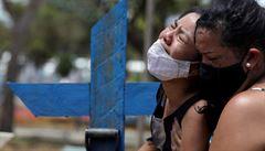 V Brazílii řádí varianta covidu, která ohrožuje celý svět. Může být nebezpečnější než britská