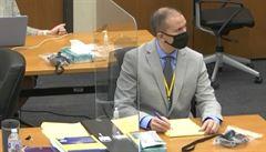 Případ Floyd: Porota uznala expolicistu Chauvina vinným ve všech bodech obžaloby