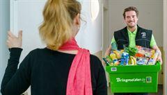 Česká skupina Rockaway kupuje od Edeky německého rozvozce potravin Bringmeister