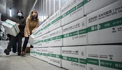 WHO schválila čínskou proticovidovou vakcínu Sinopharm k nouzovému použití