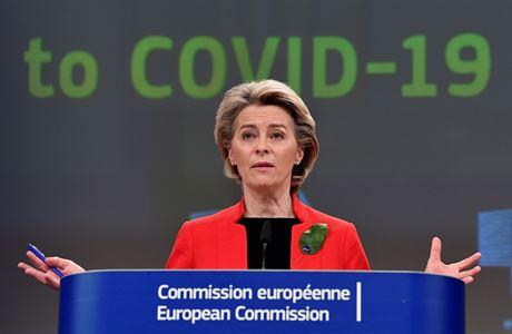 Takhle mají fungovat covidové pasy. EU představila návrh budoucího cestování po kontinentu
