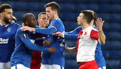 VIDEO: Pokrytec a rasista Kamara? Hráči Rangers měli při oslavách urážet papeže, klub to popírá