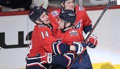 VIDEO: Vrána zařídil v NHL dvěma góly výhru Washingtonu, skóroval i Pastrňák