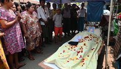 V Barmě neváhají proti demonstrantům použít ostrou munici. Od převratu při protestech zemřelo nejméně 149 lidí