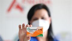 Soumrak ivermektinu? Evropská léková agentura jej nedoporučuje používat při léčbě covidu. Česko ho dál povoluje