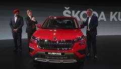 Nové modely i očekávání. Škoda chce znásobit zisky v Indii, plánuje prodej 100 tisíc vozů ročně